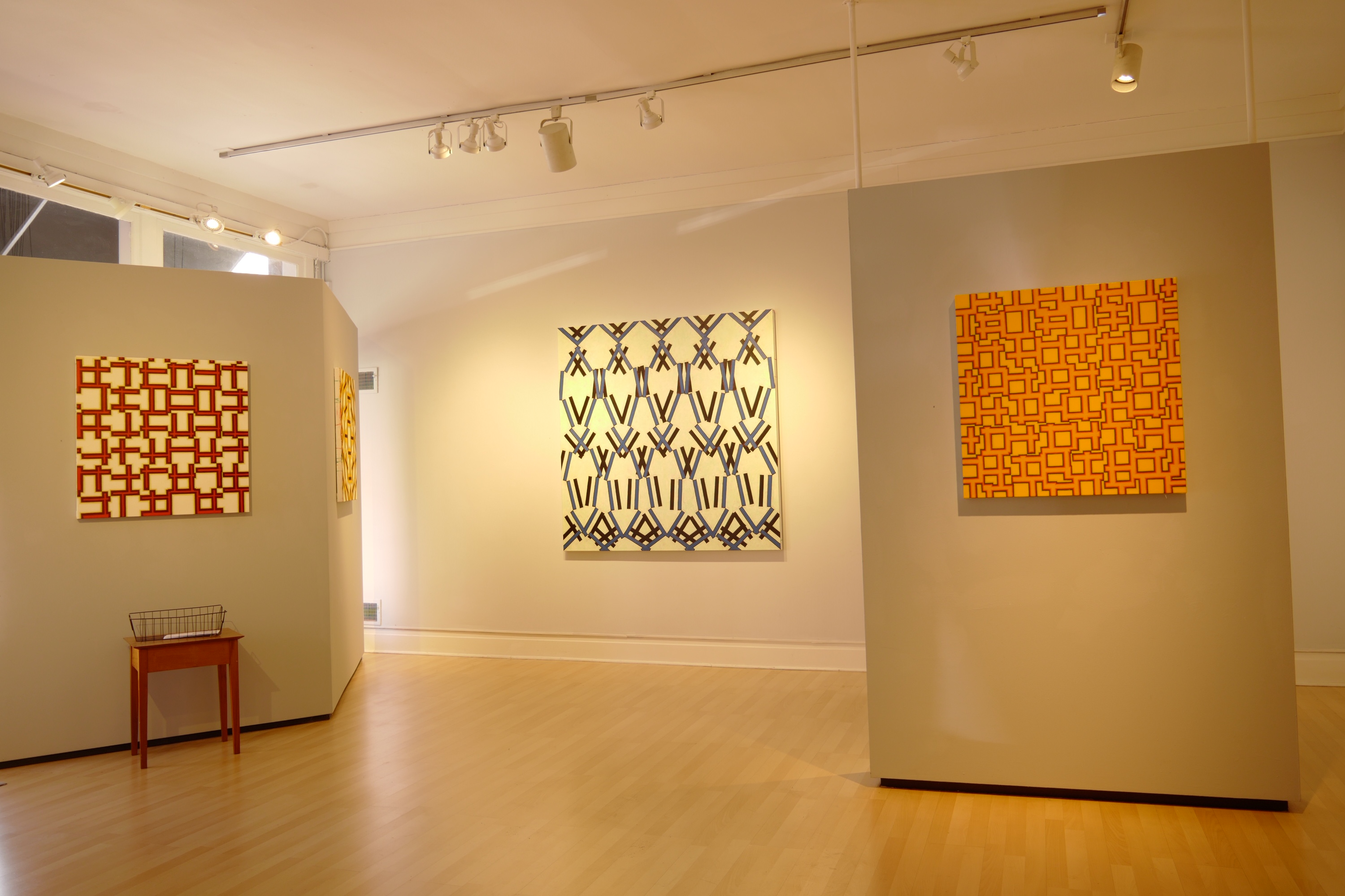 WE ARE THRILLED TO BE ABLE TO WELCOME YOU BACK  INTO THE GALLERY!